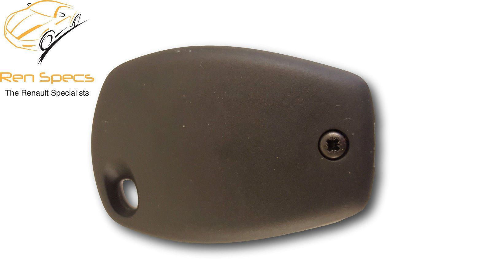 Genuine New Renault Remote Key Fob 2 Button With Chip Clio